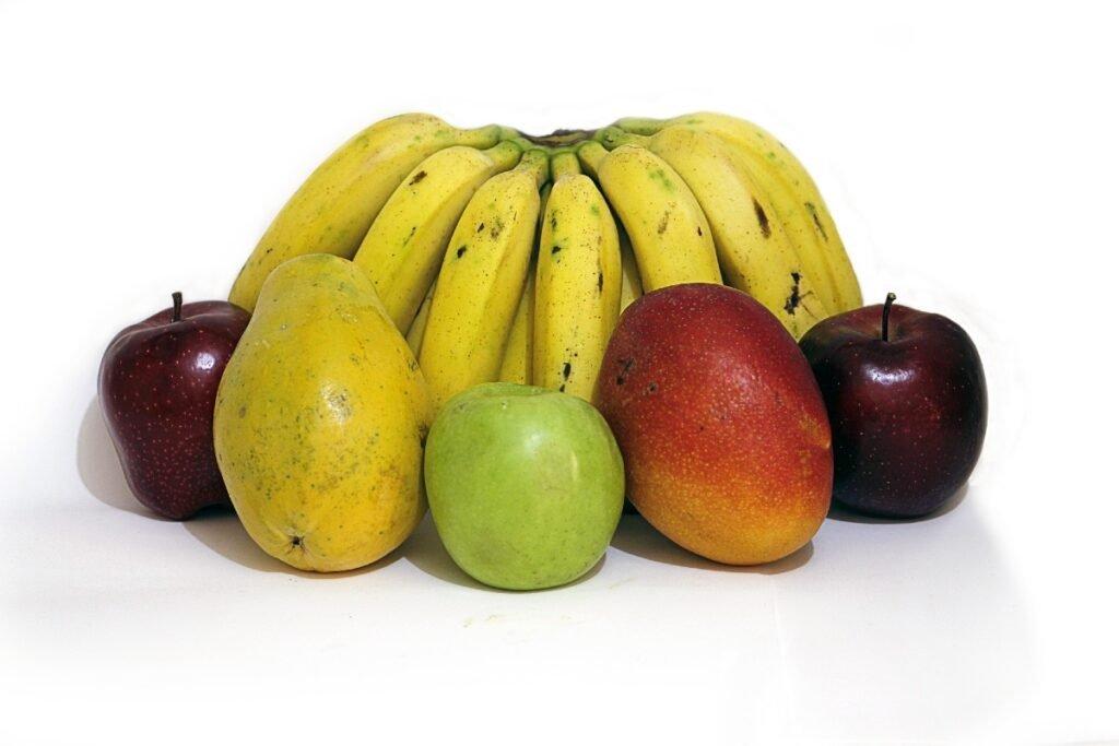 kandungan serat tinggi buah